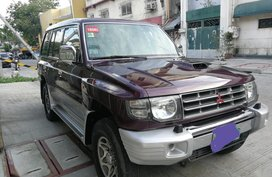 2nd Hand Mitsubishi Pajero 1999 at 100000 km for sale in Quezon City