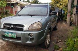 Selling Hyundai Tucson 2007 at 70000 km in Cagayan De Oro