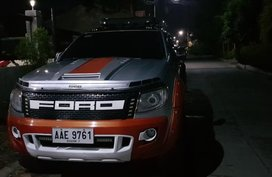 2nd Hand Ford Ranger 2013 Manual Diesel for sale in Liloan