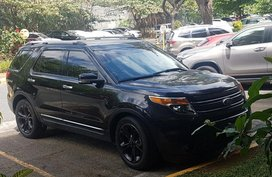 Selling 2nd Hand Ford Explorer in Makati