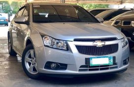 2nd Hand Chevrolet Cruze 2011 Automatic Gasoline for sale in Makati