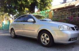 Selling 2nd Hand Chevrolet Optra 2004 at 130000 km in Lubao