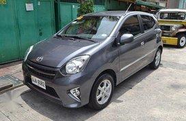 2nd Hand Toyota Wigo 2015 at 12000 km for sale in Manila