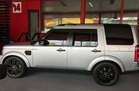 Selling Land Rover Discovery 2017 Suv Automatic Diesel in Quezon City