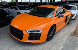 2nd Hand Audi R8 2017 for sale in Pasig