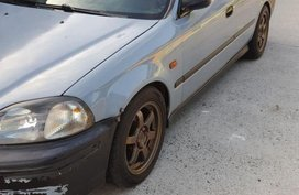 2nd Hand Honda Civic 1996 Manual Gasoline for sale in Meycauayan