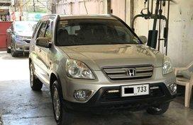 Honda Cr-V 2006 Manual Gasoline for sale in Quezon City