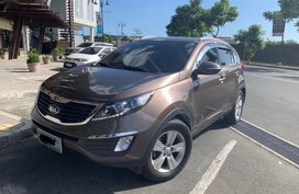 2nd Hand Kia Sportage 2013 Automatic Diesel for sale in Manila
