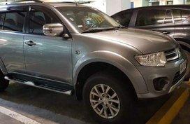 2nd Hand Mitsubishi Montero Sport 2014 for sale in Las Piñas