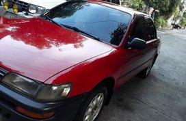 Toyota Corolla 1993 Manual Gasoline for sale in Makati