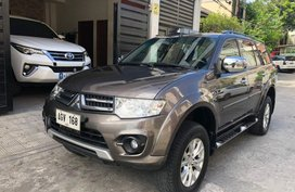 Selling 2nd Hand Mitsubishi Montero 2014 Automatic Diesel at 36000 km in Taguig
