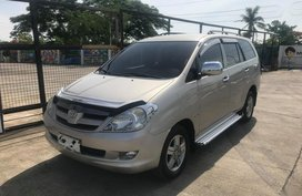 2nd Hand Toyota Innova 2008 Automatic Diesel for sale in Santiago
