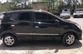 Selling Toyota Wigo 2016 Automatic Gasoline in Mandaue