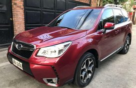 Selling Subaru Forester 2015 at 40000 km in Manila