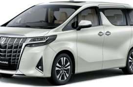 Toyota Alphard 2019 Automatic Gasoline for sale in Calamba