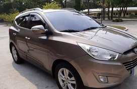 Selling Hyundai Tucson 2012 Automatic Diesel in Quezon City