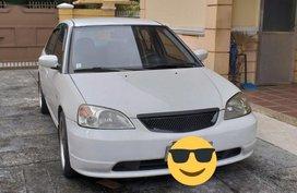 Selling 2nd Hand Honda Civic 2002 Automatic Gasoline at 120000 km in Marikina