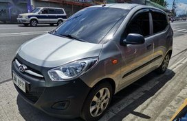 2nd Hand Hyundai I10 2014 Manual Gasoline for sale in Cabuyao