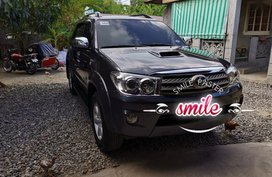 2nd Hand Toyota Fortuner 2010 for sale in Apalit