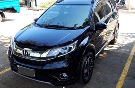 Sell 2nd Hand 2017 Honda BR-V at 20000 km in Cebu City