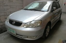 2nd Hand Toyota Corolla Altis 2002 for sale in Quezon City