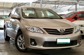 Sell 2nd Hand 2010 Toyota Corolla Altis Automatic Gasoline at 74000 km in Makati