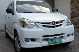 Selling 2nd Hand Toyota Avanza 2007 at 75000 km in Malabon