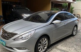 2nd Hand Hyundai Sonata 2012 at 100000 km for sale in Quezon City