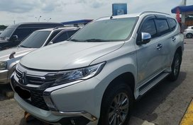 Selling 2nd Hand Mitsubishi Montero Sport 2016 Automatic Diesel at 40000 km in Manila
