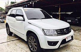 2nd Hand Suzuki Grand Vitara 2016 for sale in Mandaue