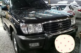 Selling Toyota Land Cruiser Manual Diesel in Quezon City
