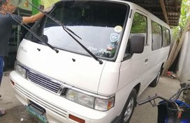 2nd Hand Nissan Urvan 2013 for sale in Bulakan
