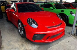 Porsche Gt3 2018 Manual Gasoline for sale in Pasig
