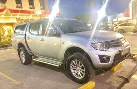 Mitsubishi Strada 2012 Automatic Diesel for sale in Quezon City