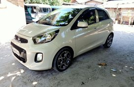 Selling Kia Picanto 2017 Manual Gasoline in Lubao