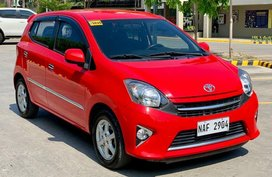 Selling Toyota Wigo 2017 Automatic Gasoline in Cebu City