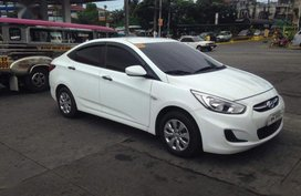 Selling Hyundai Accent 2015 Manual Diesel in Quezon City