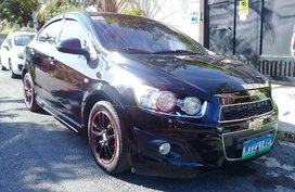 2013 Chevrolet Sonic for sale in Pasay