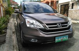 Sell 2nd Hand 2011 Honda Cr-V Automatic Gasoline at 11809 km in San Mateo