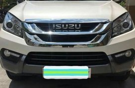 Isuzu Mu-X 2017 Automatic Diesel for sale in Pasay