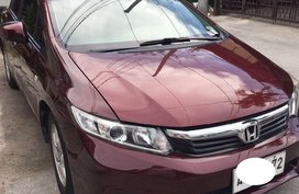 Honda Civic 2013 Automatic Gasoline for sale in Taguig