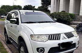 Selling 2nd Hand Mitsubishi Montero 2009 at 110000 km in Parañaque