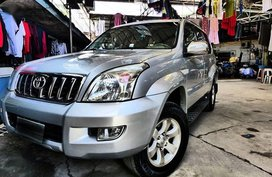 Toyota Land Cruiser Prado 2004 Automatic Diesel for sale in Quezon City