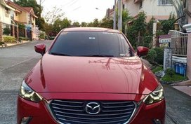 Sell 2nd Hand 2017 Mazda Cx-3 at 37086 km in Dasmariñas
