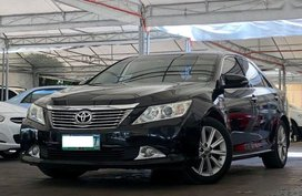 Selling Toyota Camry 2013 Automatic Gasoline in Makati