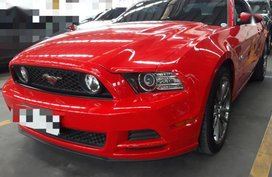 2nd Hand Ford Mustang 2014 Automatic Gasoline for sale in Marikina