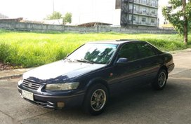 Selling Toyota Camry 1997 Automatic Gasoline in Quezon City