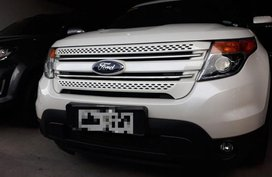 Selling Ford Explorer 2015 Automatic Gasoline in Quezon City
