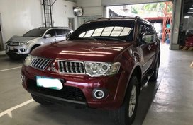 2nd Hand Mitsubishi Montero Sport 2010 Automatic Diesel for sale in Calamba