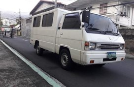 Selling Mitsubishi L300 2014 at 70000 km in Quezon City